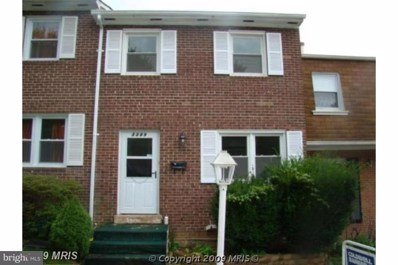 3389 Benbow Court, Woodbridge, VA 22193 - MLS#: 1003868655