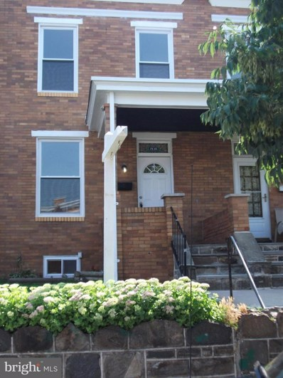 1930 Grinnalds Avenue, Baltimore, MD 21230 - MLS#: 1003868695