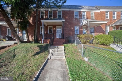 1006 Augusta Avenue, Baltimore, MD 21229 - MLS#: 1003868881