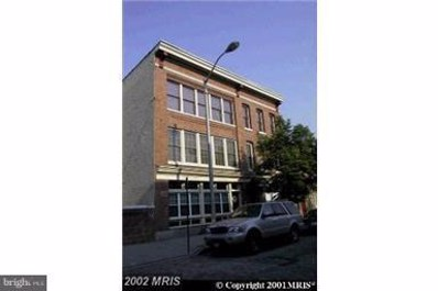 702 Wolfe Street S UNIT 4, Baltimore, MD 21231 - MLS#: 1003869545