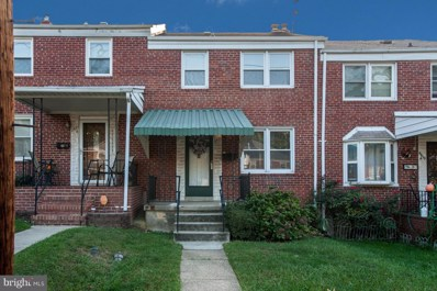 8621 Oakleigh Road, Baltimore, MD 21234 - MLS#: 1003869739