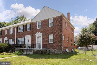 830 Braeside Road, Baltimore, MD 21229 - #: 1003897508