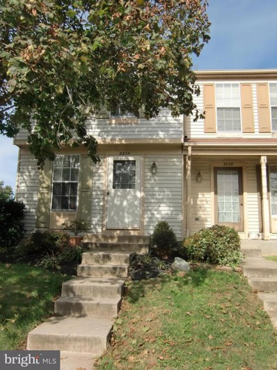 2236 Riding Crop Way, Baltimore, MD 21244 - MLS#: 1003936101