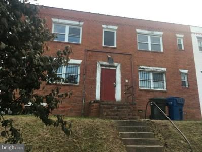5029 Hanna Place SE, Washington, DC 20019 - MLS#: 1003939135