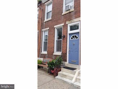 2508 Tulip Street, Philadelphia, PA 19125 - MLS#: 1003943702