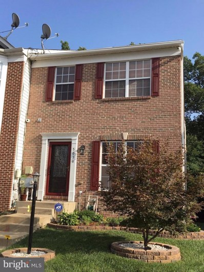 5036 Spearfish Place, Waldorf, MD 20603 - MLS#: 1003971463