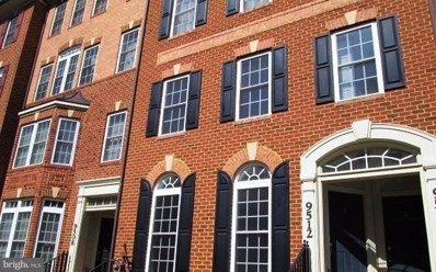 9512 Hyde Place UNIT 9512, Frederick, MD 21704 - MLS#: 1003972149