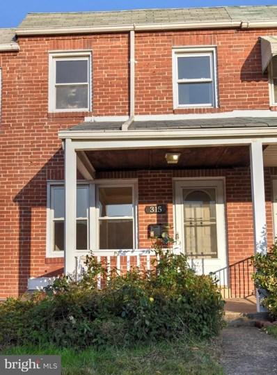 315 Gusryan Street, Baltimore, MD 21224 - MLS#: 1003972521