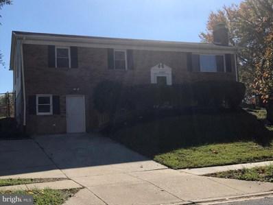 4808 Parkmont Lane, Upper Marlboro, MD 20772 - MLS#: 1003972573