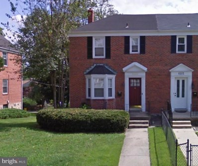 6103 Parkway Drive, Baltimore, MD 21212 - MLS#: 1003972985