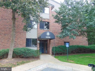 13200 Chalet Place UNIT 10-102, Germantown, MD 20874 - MLS#: 1003974287