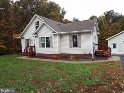 475 Timber Tribe, Mineral, VA 23117 - MLS#: 1003974591