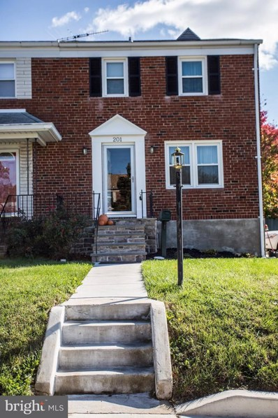 201 Lyndale Avenue, Baltimore, MD 21236 - MLS#: 1003975483