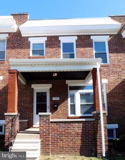 4368 Sheldon Avenue, Baltimore, MD 21206 - MLS#: 1003975587