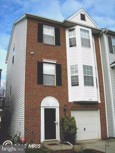 1323 Hampshire Drive UNIT 3A, Frederick, MD 21702 - MLS#: 1003975697