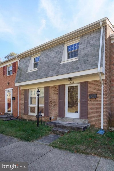 1468 Potomac Heights Drive UNIT 125, Fort Washington, MD 20744 - MLS#: 1003975839