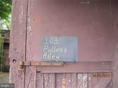 103 Pullen Al, Trenton, NJ 08611 - MLS#: 1003975843