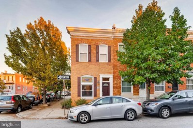 601 Curley Street S, Baltimore, MD 21224 - MLS#: 1003979961