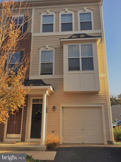 100 Nestors Place, Stafford, VA 22556 - MLS#: 1003980167