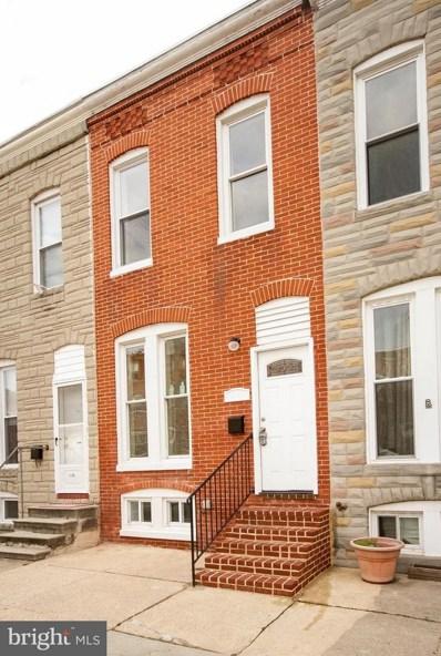 1141 Carroll Street, Baltimore, MD 21230 - MLS#: 1003980715