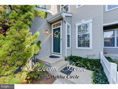 1302 Dahlia Circle, South Brunswick, NJ 08810 - MLS#: 1003980805