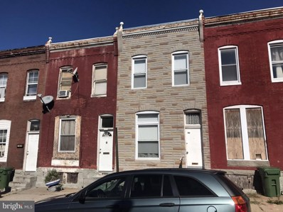 2208 Chase Street E, Baltimore, MD 21213 - MLS#: 1003985071