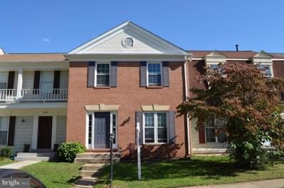 3242 Tayloe Court, Herndon, VA 20171 - MLS#: 1004008489
