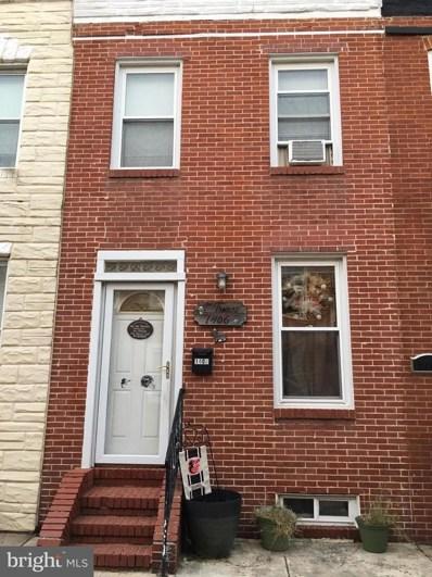 1406 Cooksie Street, Baltimore, MD 21230 - MLS#: 1004009445