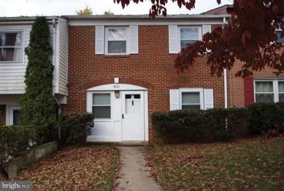 8821 Fairhaven Avenue, Upper Marlboro, MD 20772 - MLS#: 1004011293