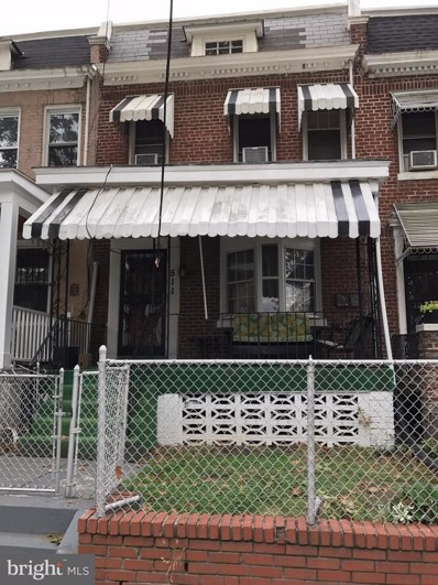 511 Longfellow Street NW, Washington, DC 20011 - MLS#: 1004011361