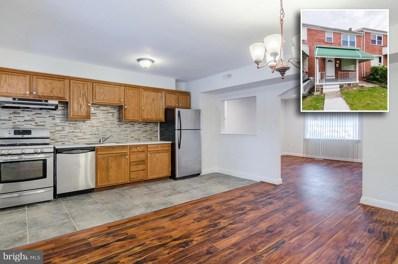 1429 Kenhill Avenue, Baltimore, MD 21213 - MLS#: 1004012589
