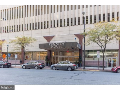 1901 John F Kennedy Boulevard UNIT 615, Philadelphia, PA 19103 - MLS#: 1004012639