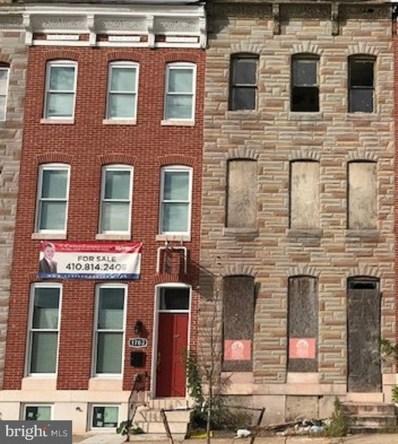 1704 Broadway, Baltimore, MD 21213 - MLS#: 1004041491