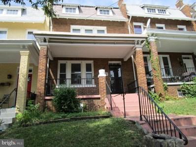 4816 Kansas Avenue NW, Washington, DC 20011 - #: 1004060192