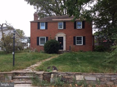 4219 Old Milford Mill Road, Pikesville, MD 21208 - MLS#: 1004070521