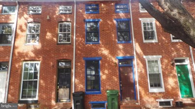 646 Conway Street W, Baltimore, MD 21230 - MLS#: 1004070793