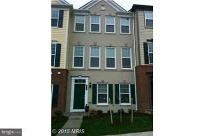 481 Flameflower Terrace, Leesburg, VA 20175 - MLS#: 1004071333