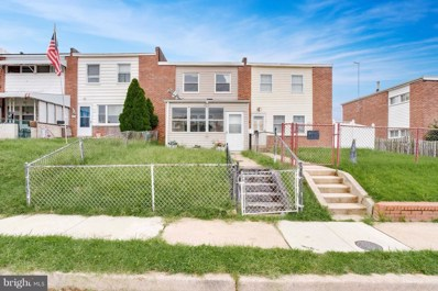 8020 Wynbrook Road, Baltimore, MD 21224 - MLS#: 1004103666