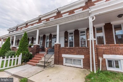 449 Ilchester Avenue, Baltimore, MD 21218 - MLS#: 1004105349