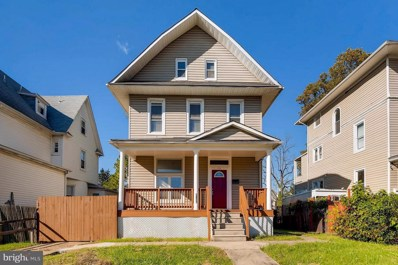4124 Forest Park Avenue W, Baltimore, MD 21207 - MLS#: 1004105681