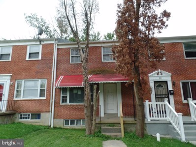1103 Northern Parkway E, Baltimore, MD 21239 - MLS#: 1004106111