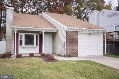 109 Palmetto Drive, Edgewood, MD 21040 - MLS#: 1004106385