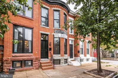 508 Randall Street, Baltimore, MD 21230 - MLS#: 1004106722