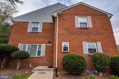 12716 Epping Terrace UNIT 10-A, Silver Spring, MD 20906 - MLS#: 1004107625