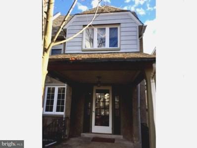344 W Mount Airy Avenue, Philadelphia, PA 19119 - MLS#: 1004108113