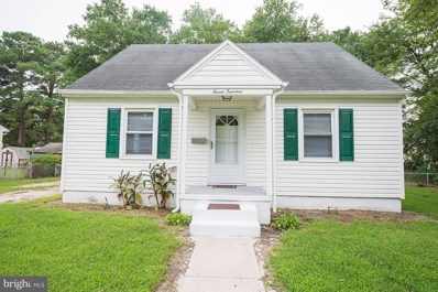 714 Hammond Street, Salisbury, MD 21804 - MLS#: 1004108158