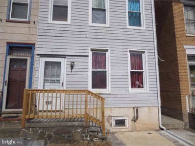 537 King Street, Pottstown, PA 19464 - MLS#: 1004108263