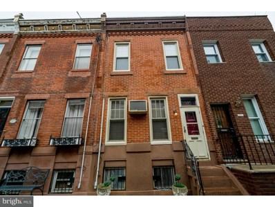 811 Wilder Street, Philadelphia, PA 19147 - MLS#: 1004108279