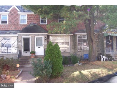 7472 Rhoads Street, Philadelphia, PA 19151 - MLS#: 1004108971