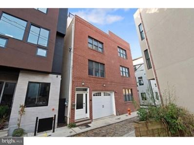 460 Myrtle Street, Philadelphia, PA 19123 - MLS#: 1004109001
